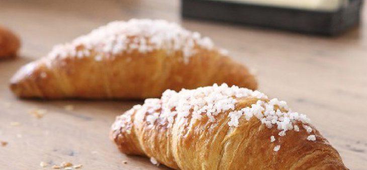 Croissant con farina di farro